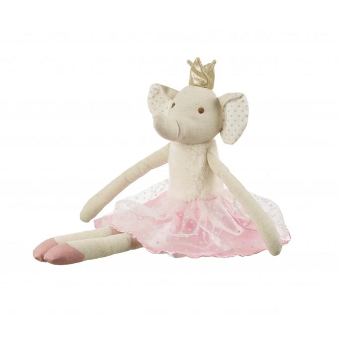 בובת בד לילדות דגם פילון נסיכתי