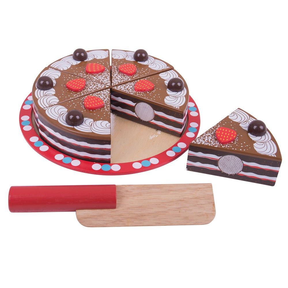 עוגת שוקולד מעץ
