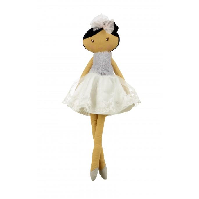 בובת בד רקדנית  דגם אוליביה