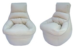 פופים לילדים - כורסא לילדים שמנת
