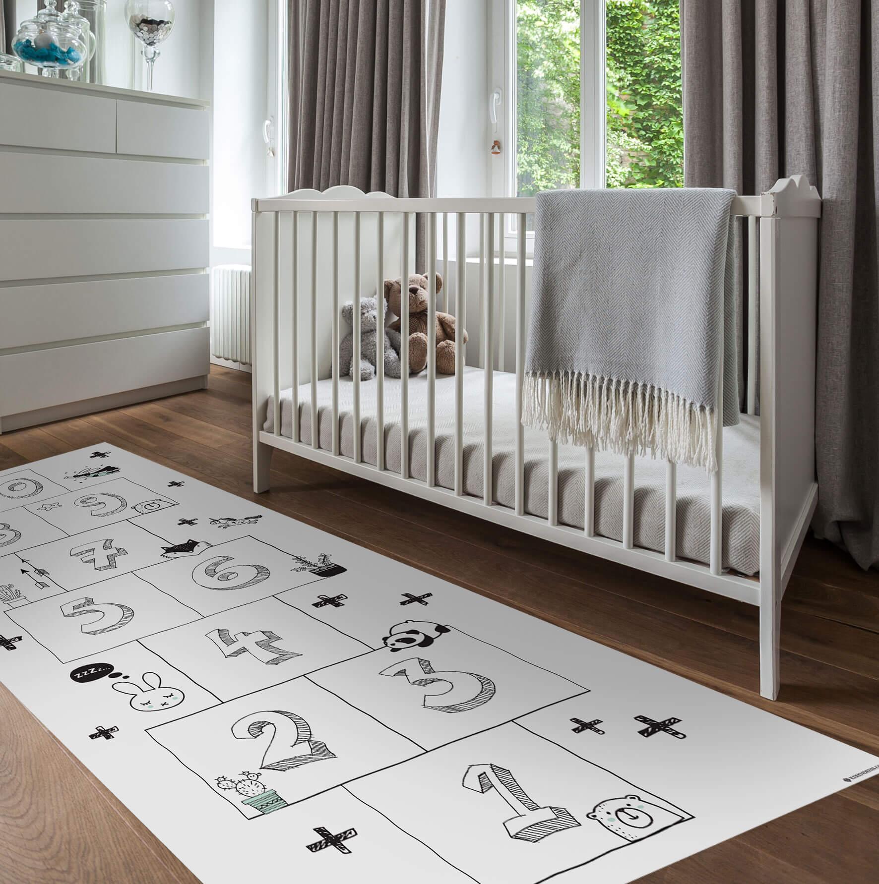 שטיח לחדר ילדים פיויסי קלאס
