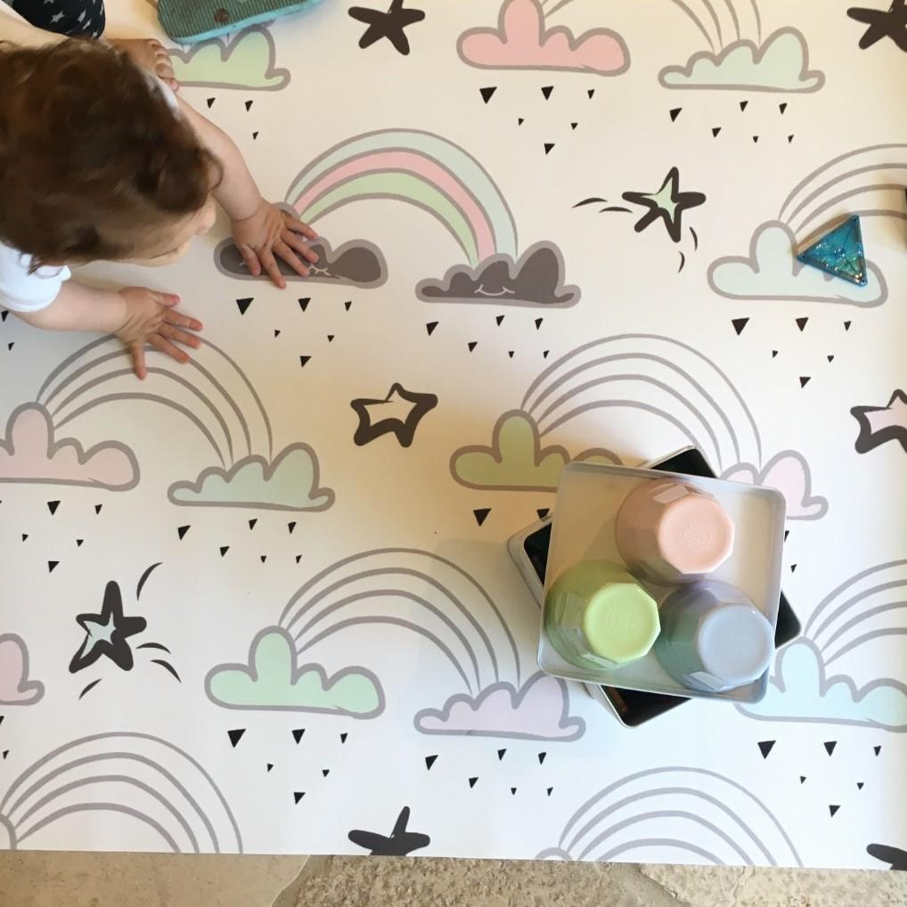 שטיח פיויסי תנונה רינבואו