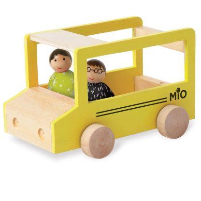אוטובוס צהוב Mio