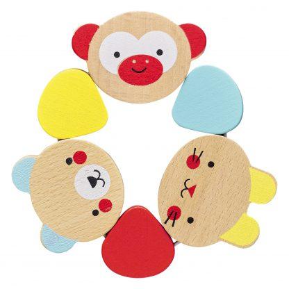 צעצוע אחיזה- חברים קטנים