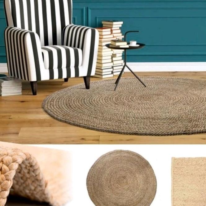 שטיח נורדי שעיר במיוחד קרם ספלנדיד