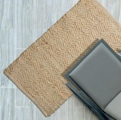 שטיחון חבל מלבני
