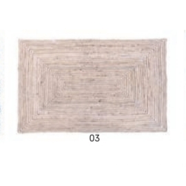 שטיח חבל פסים דגם ריו 03