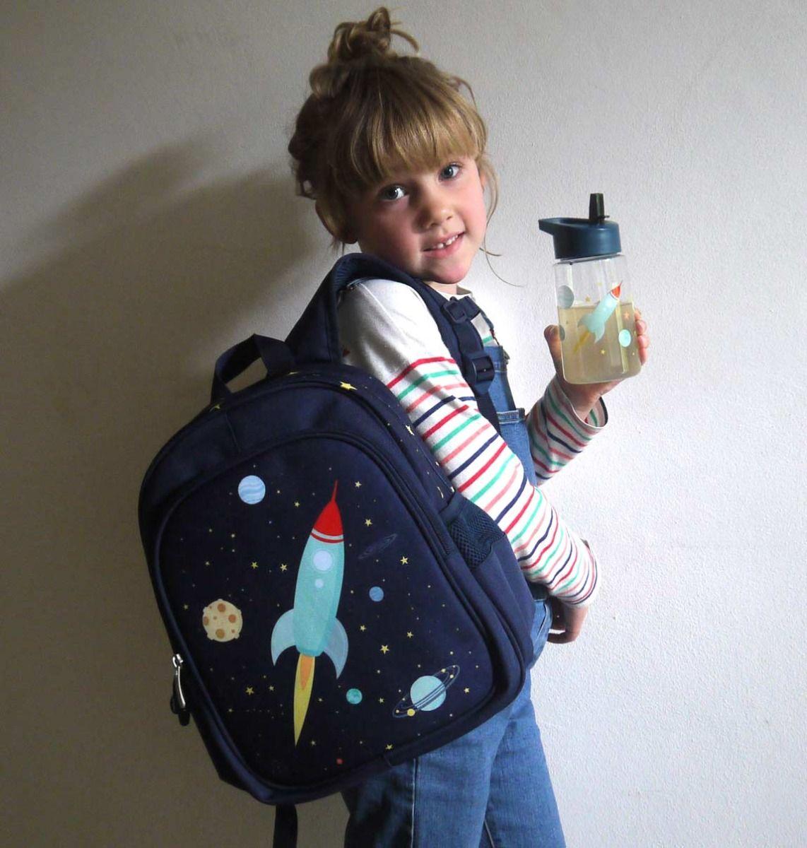 תיק גן לילדים דגם  חלל