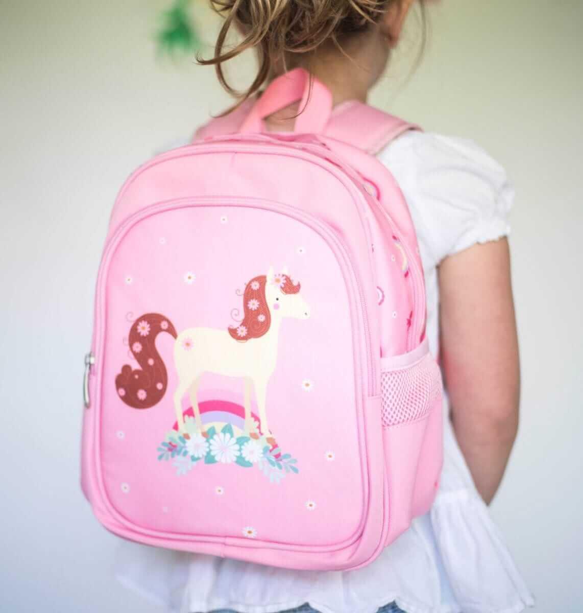 תיק גן לילדים דגם סוס