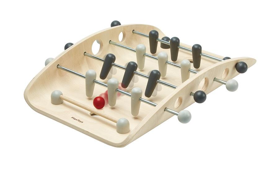 שולחן כדורגל מעץ