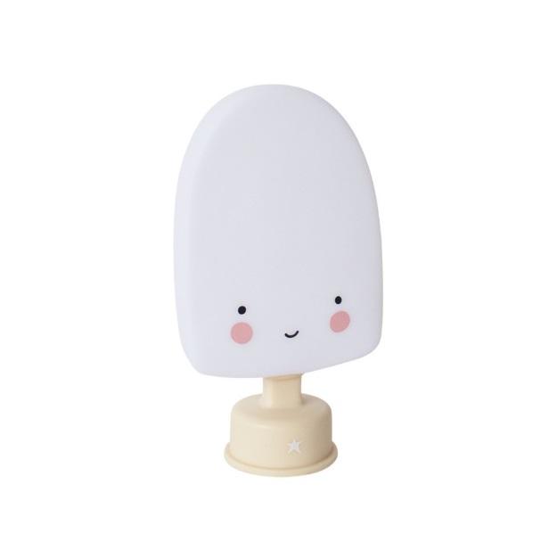 קרטיב לבן - מנורת לילה