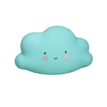 מנורת לילה ענן תכלת