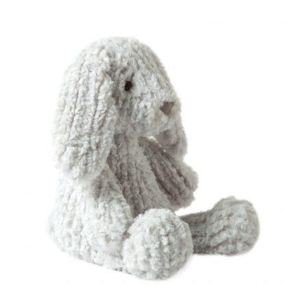 בובת ארנב אפורה תיאו