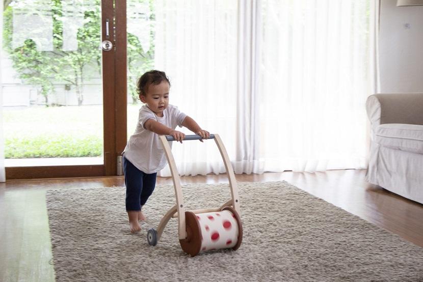 הליכון לתינוקות גלגל פעמון