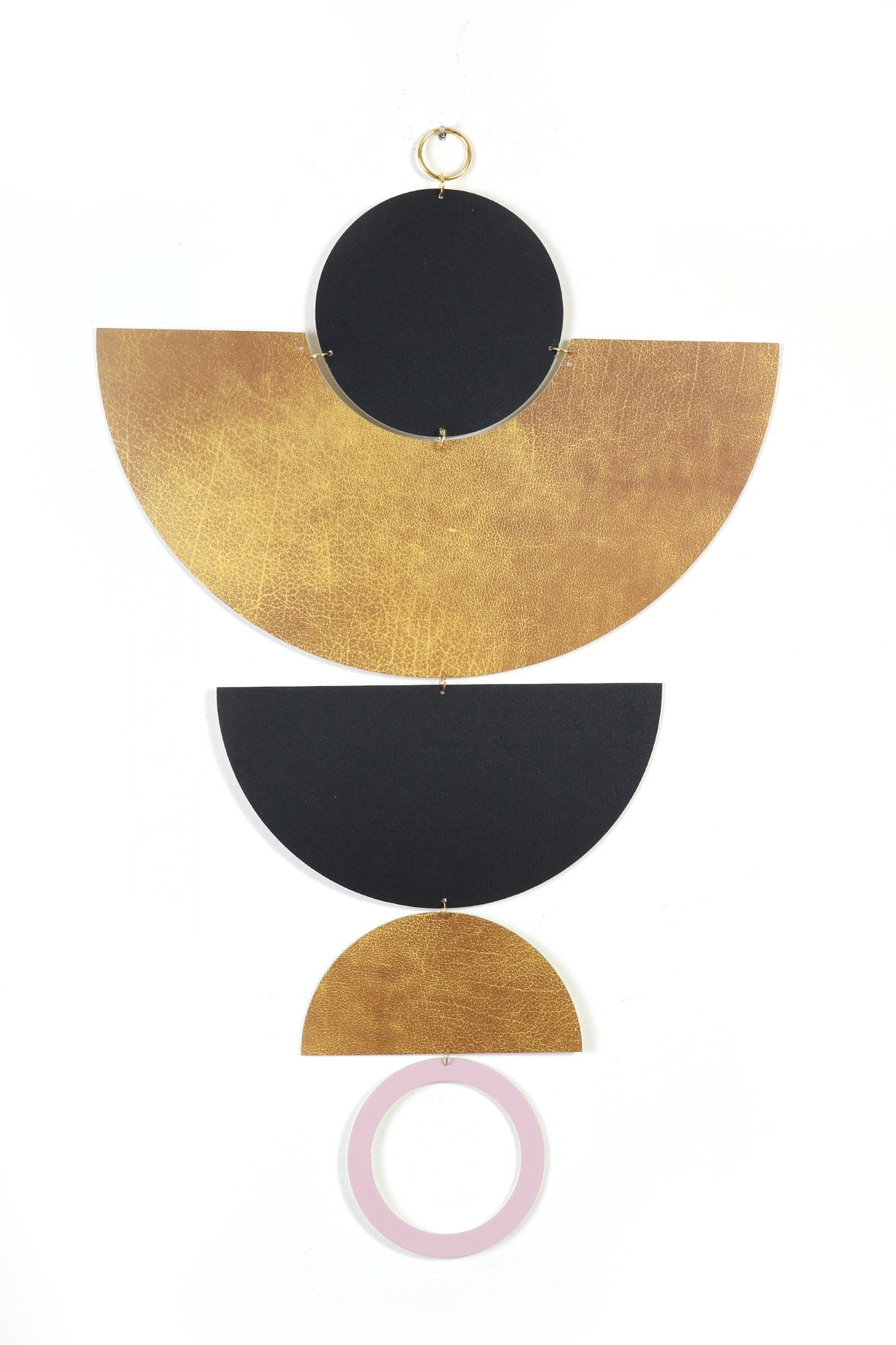 קישוטי קיר שחור וזהב