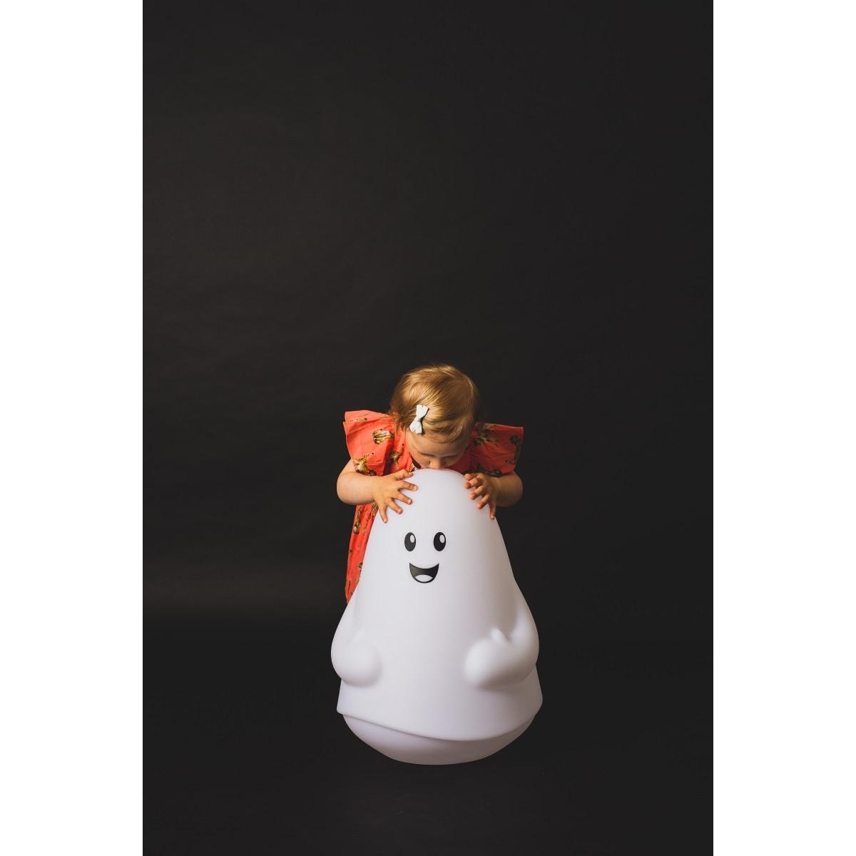 מנורת לילה לחדר ילדים וגם רמקול דגם ברבאאבא
