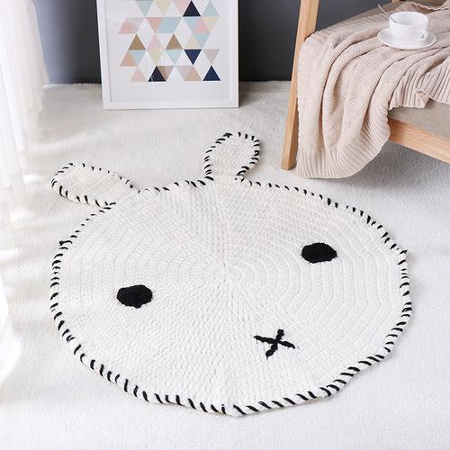 שמיכה לתינוק שטיחון מיפי ארנב