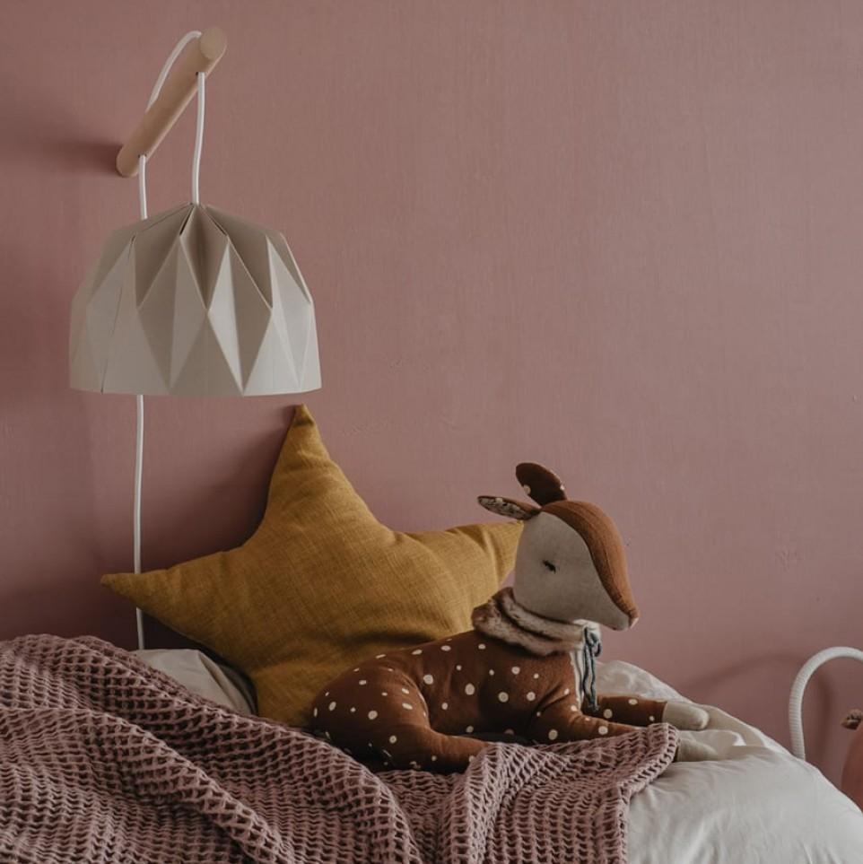 מנורת קריאה צמודת קיר