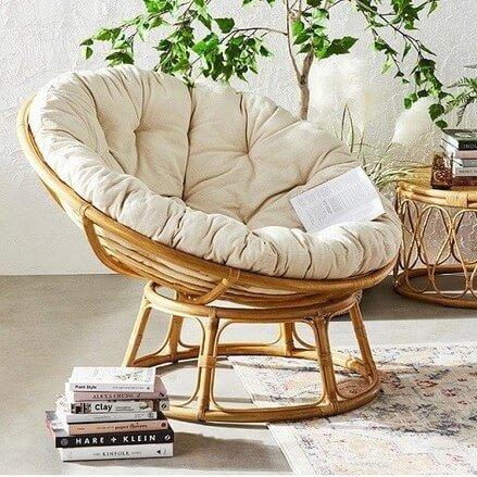 כורסא זולה- סגנון בוהו