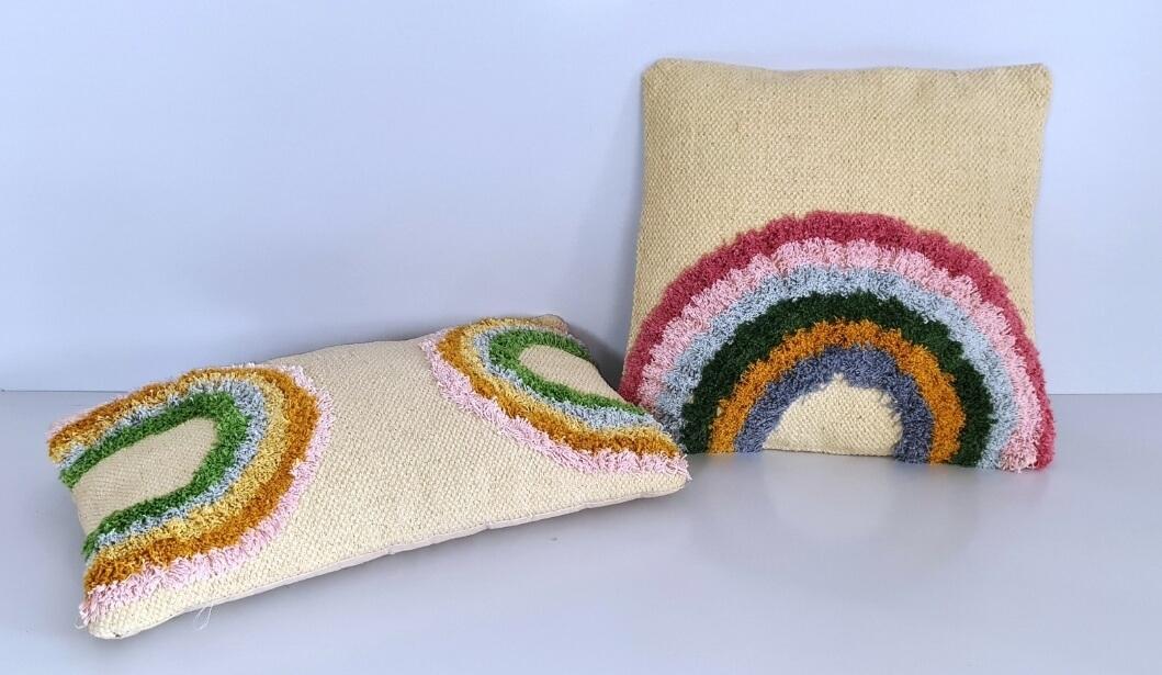 שטיח קשתות 80/130