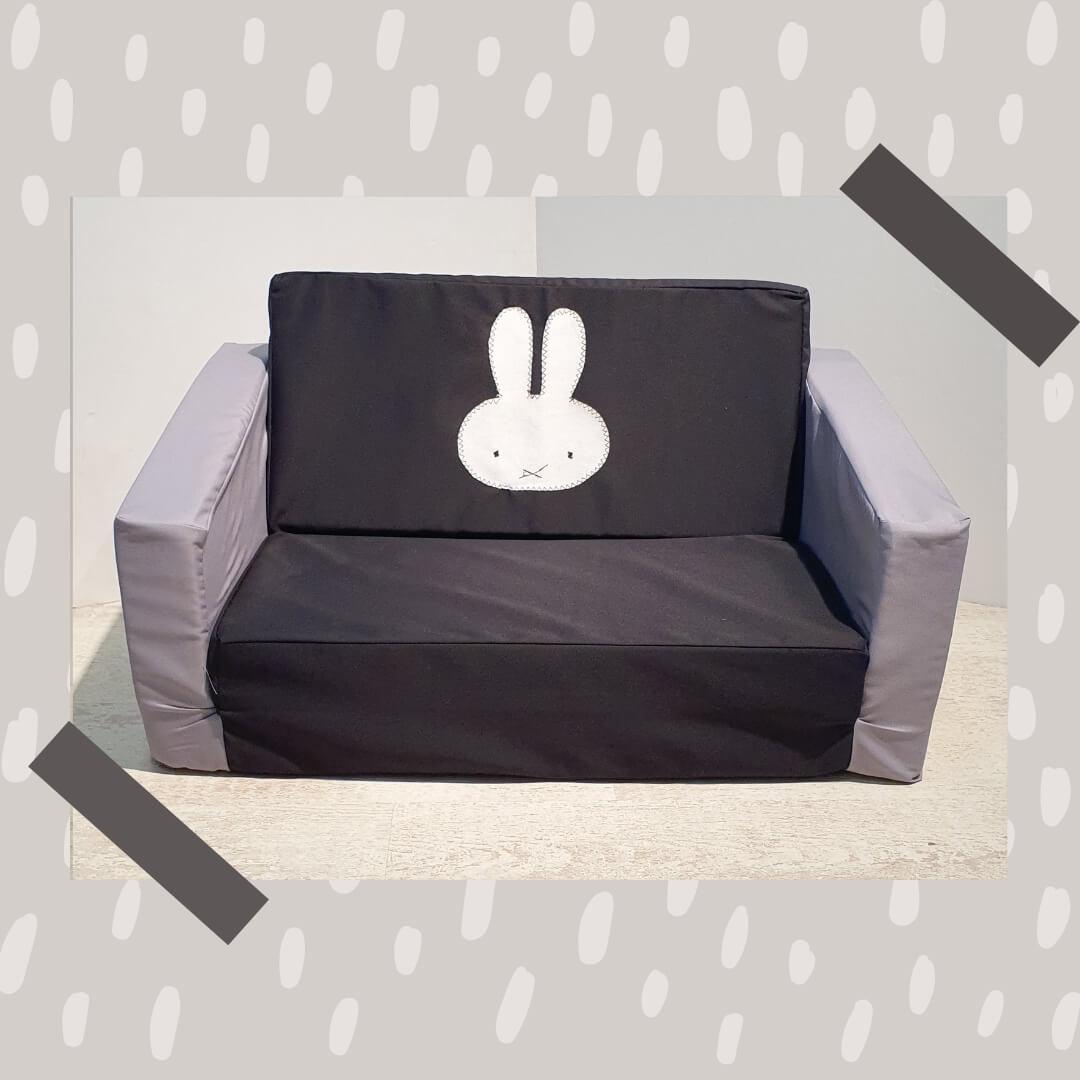ספה לילדים דגם מיפי ארנב