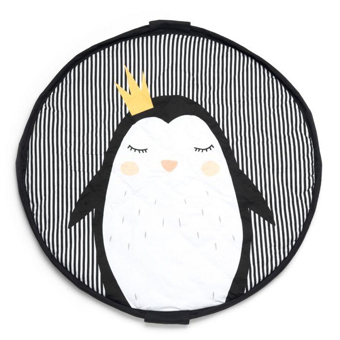 שמיכת פעילות לתינוק דגם פינגווין