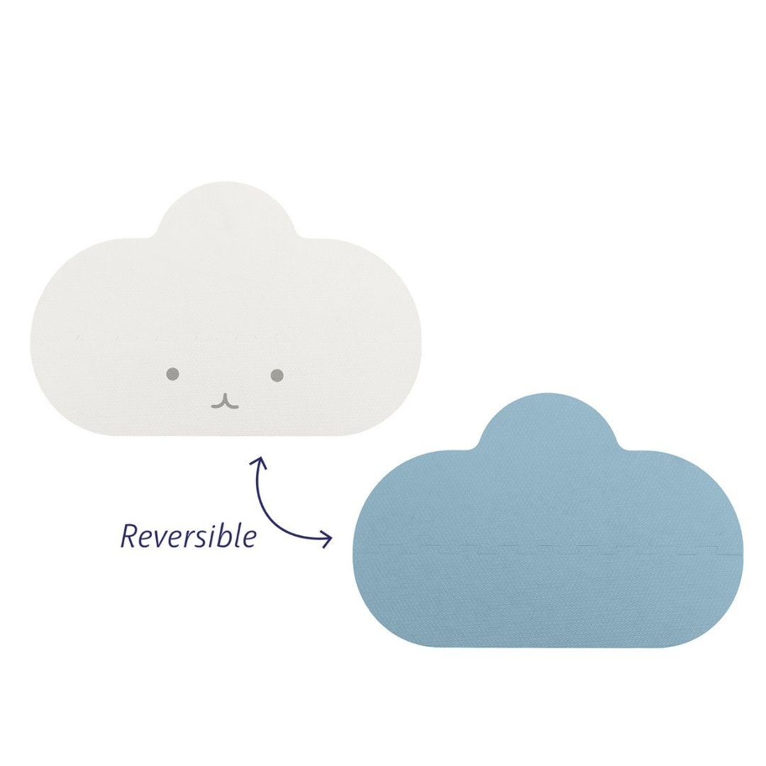 משטח פעילות לתינוק ענן תכלת קטן