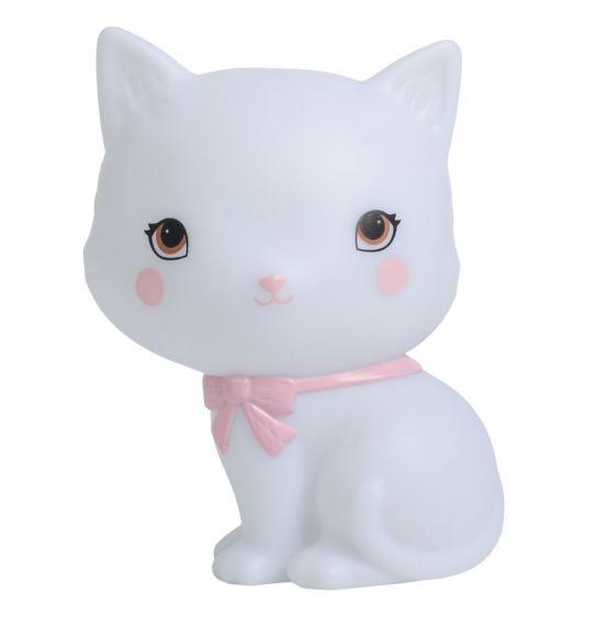 מנורת לילה לילדים דגם חתולי