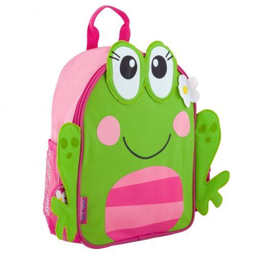 תיק גן לילדים צפרדע
