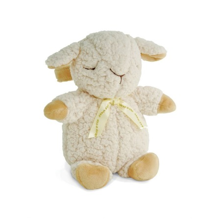 קלאוד בי, בובת שינה כבשה קטנה רעש לבן