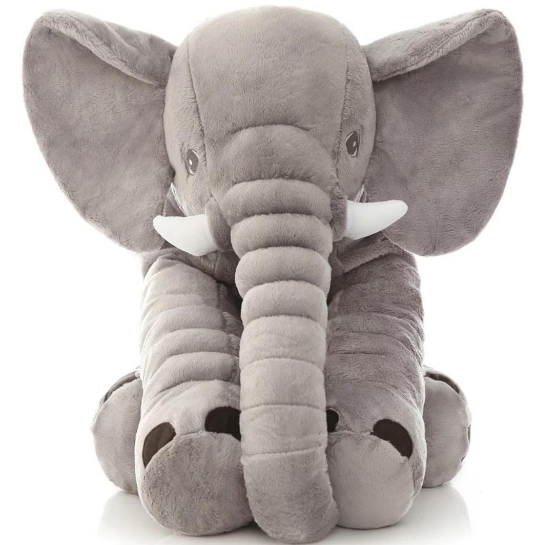 כרית פיל המקורית אקססוריז עיצוב חדר הילדים חפץ מעבר לתינוק