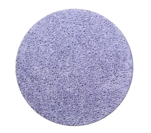 שטיח עגול לחדר ילדים תכלת 120 קוטר