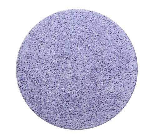 שטיח עגול - תכלת 130 קוטר