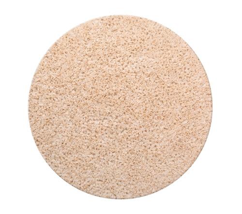 שטיח עגול לחדר ילדים שמנת 130 קוטר
