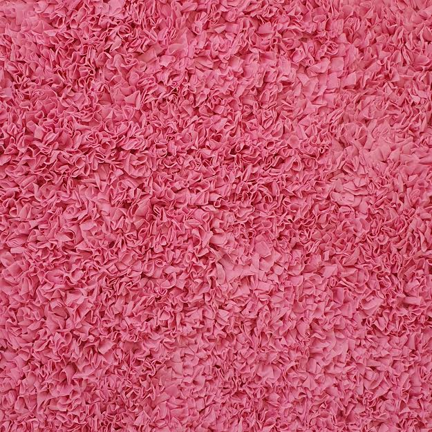 שטיח מלבן לחדר ילדים ורוד פוקסיה 90/150