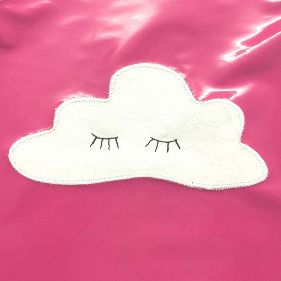 ענן ורוד סינר ויניל - סינרים