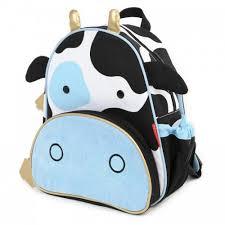 תיק גן לילדים פרה