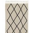 שטיח לחדר ילדים דגם מעויינים יהלום