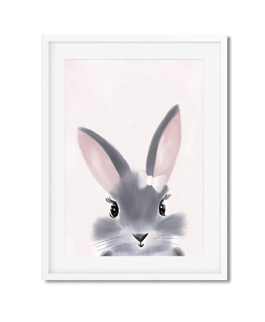תמונה ארנבת עם פפיון