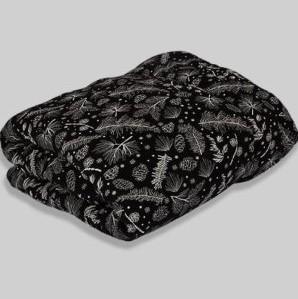 שמיכה לתינוק מטריקו הדפסים
