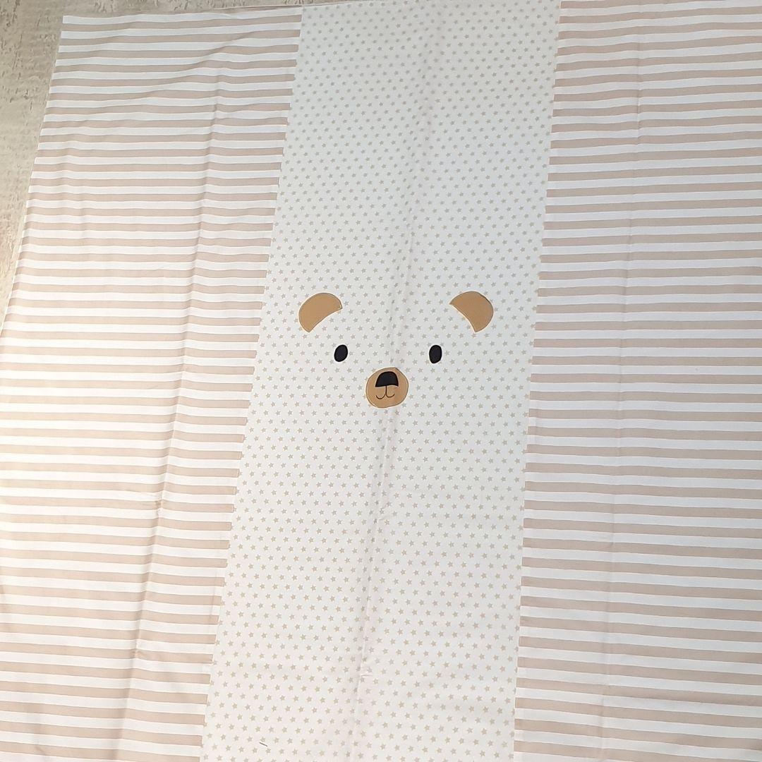 שמיכת פיקניק לתינוק  דגם דובי