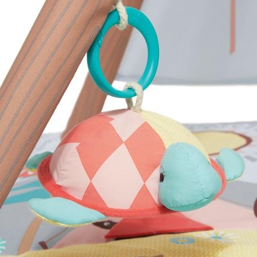 משטח פעילות לתינוק קמפינג טיפי