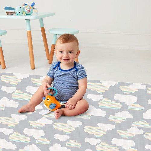 משטח פעילות לתינוק עננים