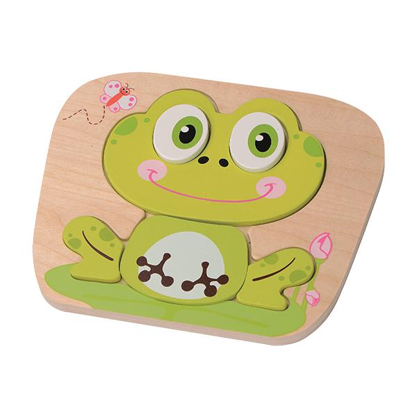פאזל הרכבה צפרדע