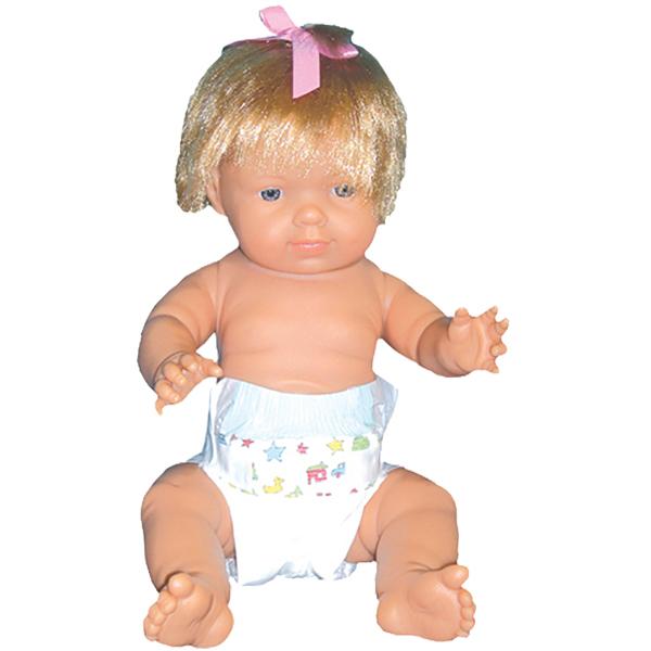 בובה תצוגה בת קטנה