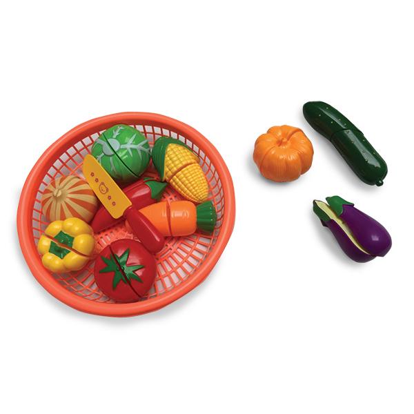 סלסלת ירקות פלסטיק