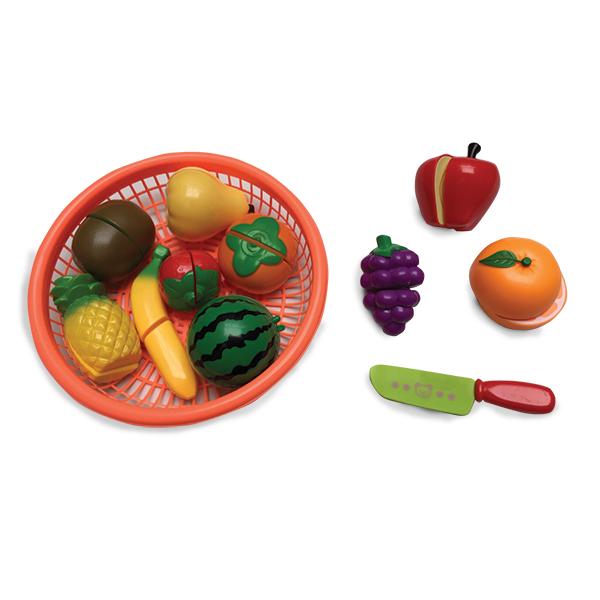 סלסלת פירות פלסטיק