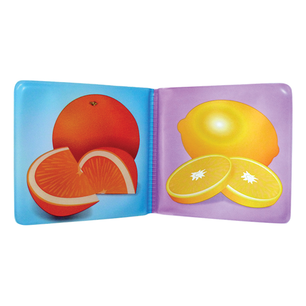 ספר אמבטיה פירות העונה