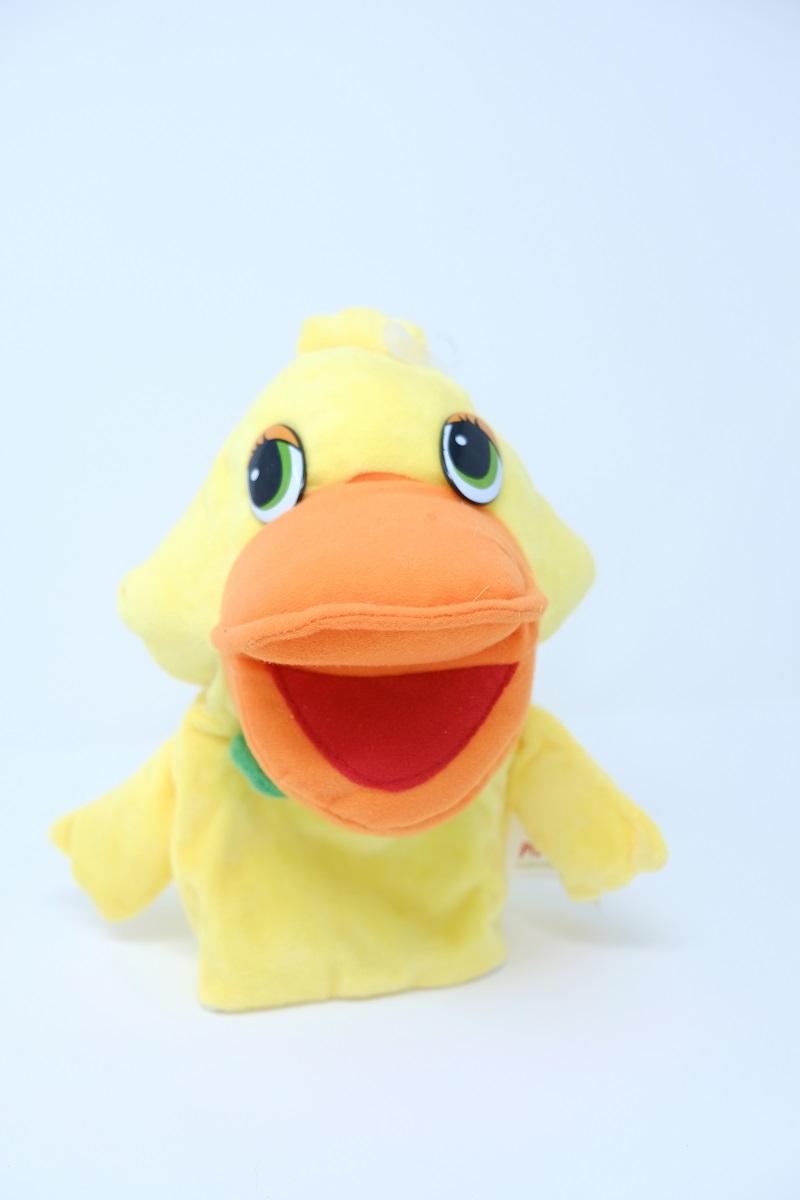 בובת כפפה ברווז