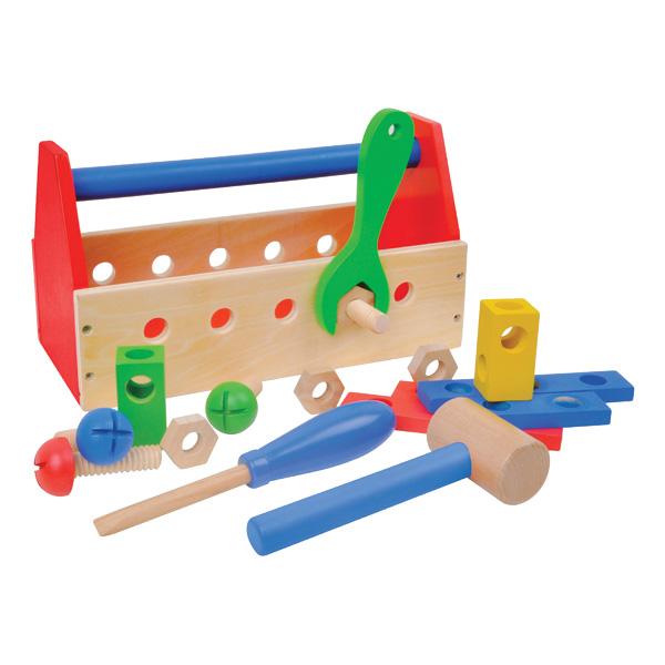 ארגז כלי עבודה מעץ